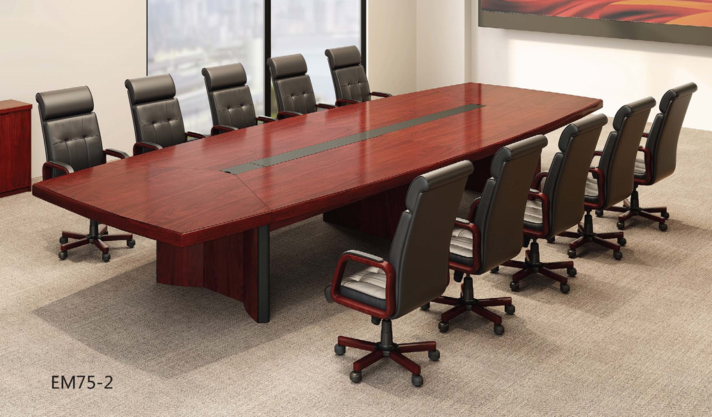 Best 14 Seater Metro Conference Table In Wood Boss S Cabin