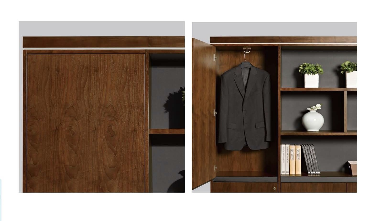 Buy Lexon Full Height Book Case & Office Cabinet: Boss's Cabin