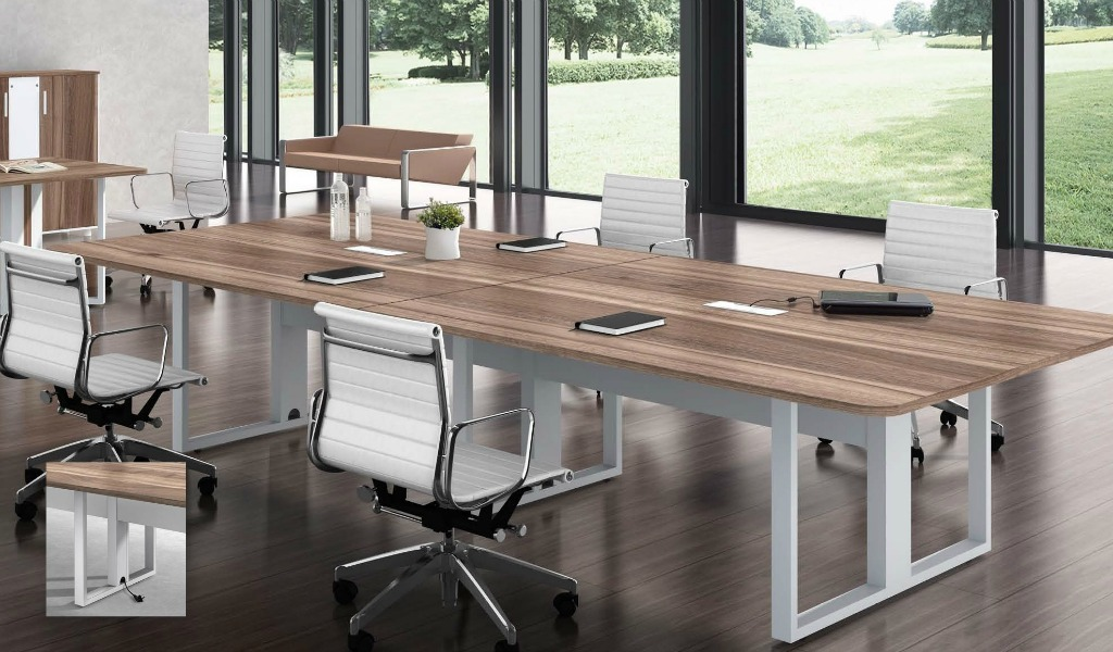 Buy Linz Ten Seater Conference Table At Best Price Boss S