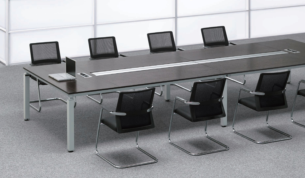 Buy 10 Seat Conference Table With Wire Mangament Boss S Cabin
