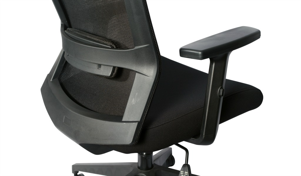circa office chair with adjustable lumbar support boss 39 s cabin. Black Bedroom Furniture Sets. Home Design Ideas