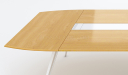 maple veneer conference table