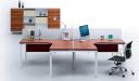E-half Modular Desking System
