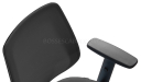 'Shield' Mesh Back Task Chair With Lumbar Support