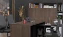 'Inspira' Wall Cabinet In Walnut