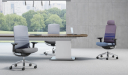 conference room with Hip office chair