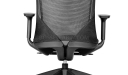 'Aveza' Office Chair With Back Swing Function