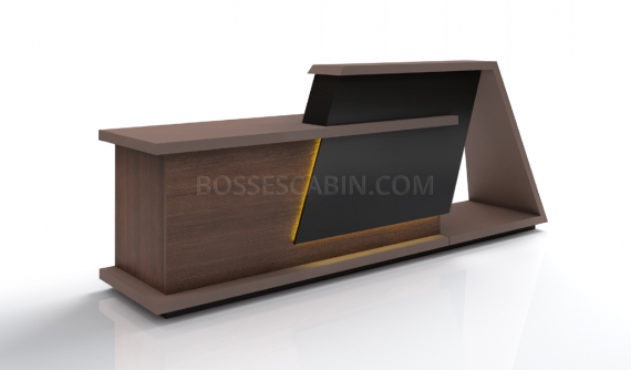 Two seater reception table