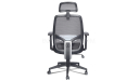 high back chair with headrest