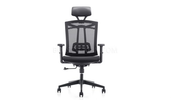 'Jet' Executive Chair With Adjustable Back Support