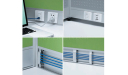 Modular Linear Office Systems