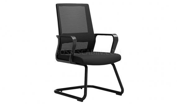 sprint visitor chair with fixed base