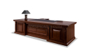 9 feet office table in classic style