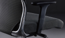 'Vich' High Back Chair With Synchronized-Tilt