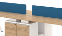 modular workstations with storage