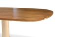sleek coffee table top