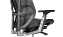 office chair with adjustable back rest