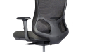 'Optima' Office Chair With Synchronized Tilt Mechanism
