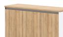 'Quin' 3 Door Low Height Filing Cabinet
